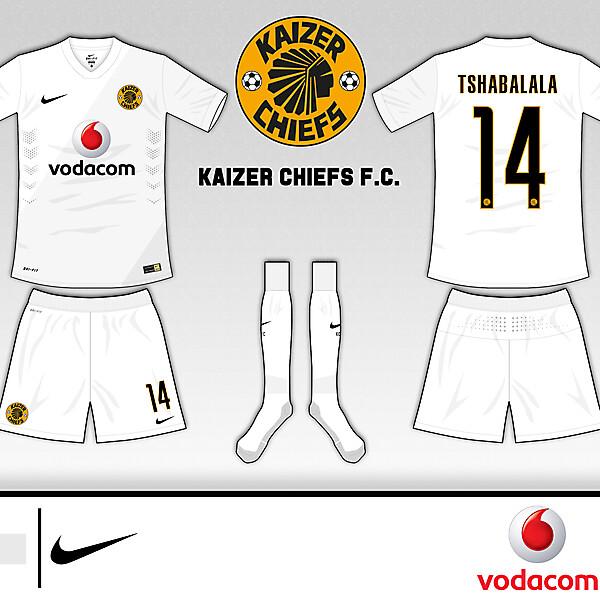 Kaizer Chiefs F.C. Away