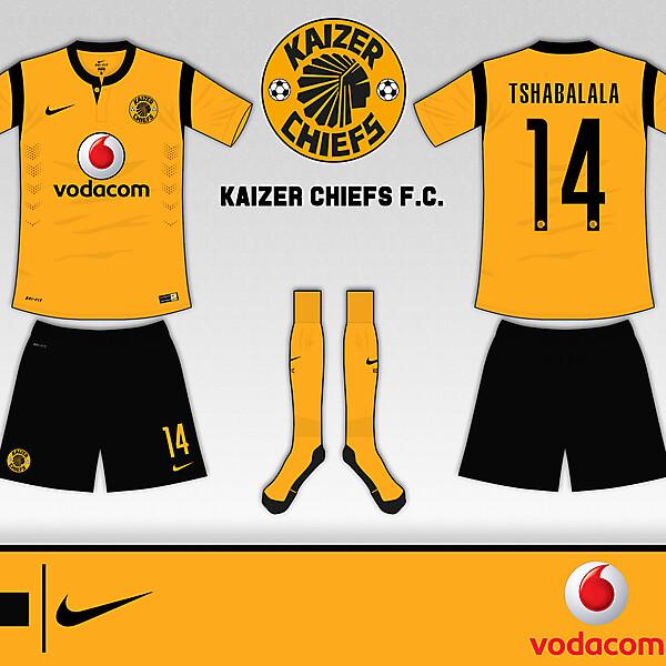 Kaizer Chiefs F.C. Home