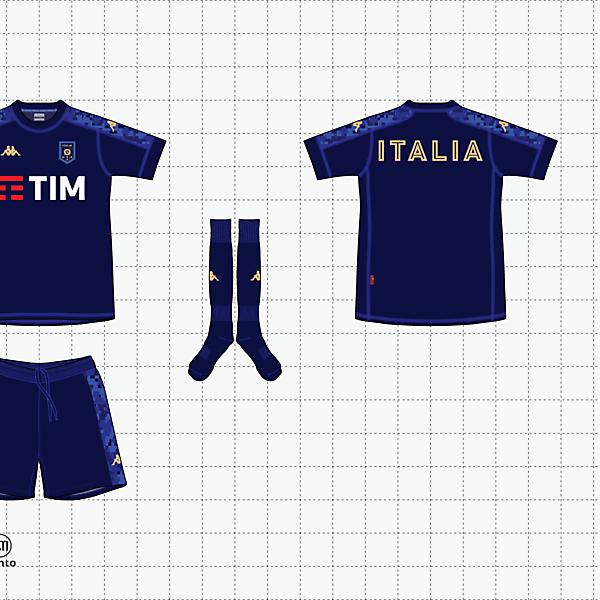 (kappa x kunto) italia training kit