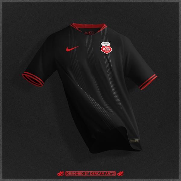 Kastamonuspor 1966 - Away Kit