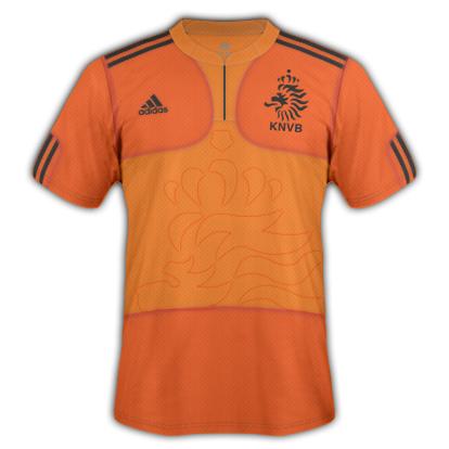 Holland Fantasy Kit 2010