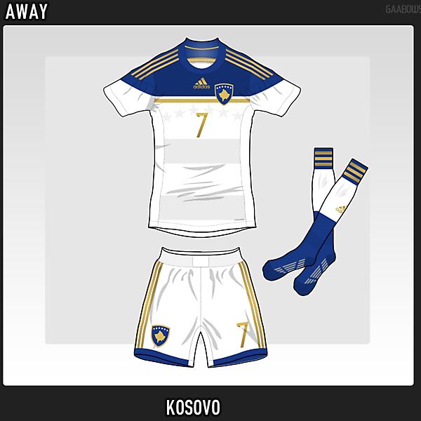 Kosovo Away