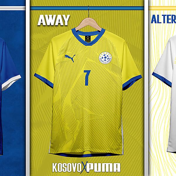 KOSOVOxPUMA - Kosovo Kit Concept - Fantasy Kit