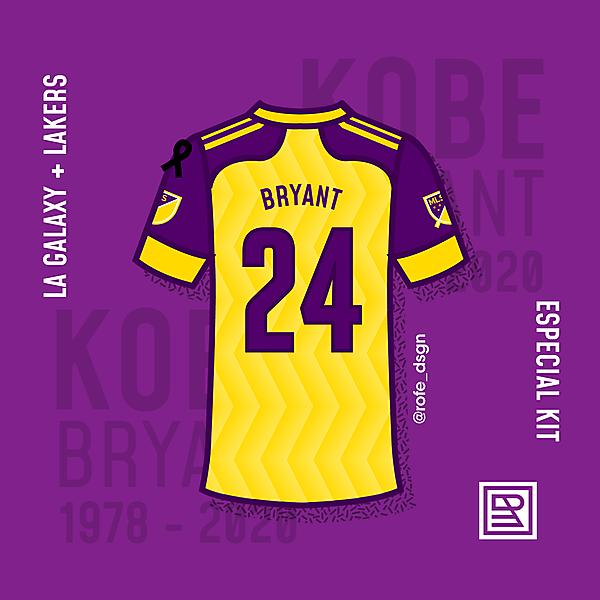LA Galaxy + LA Lakers Special Kit