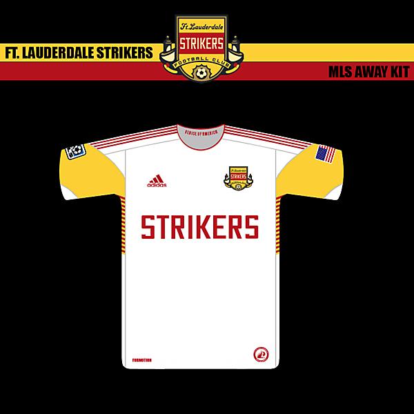 Ft. Lauderdale MLS Away Kit
