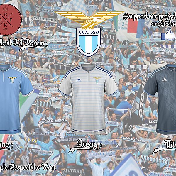 Lazio Adidas Concept 15/16