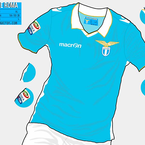 Lazio Home (Macron XI Teamwear)