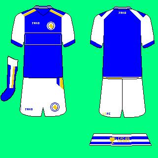 Leicester City 2010 Home design