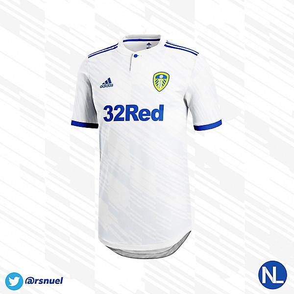 Leeds United - Home Kit 2020/21