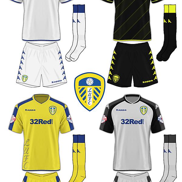 Leeds United Kappa