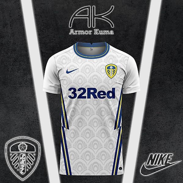 Leeds United Nike Home Kit