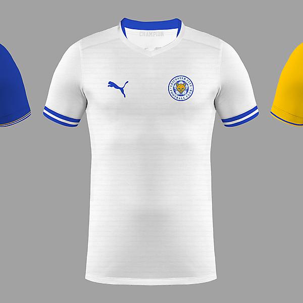 Leicester City 16-17 ? x Puma