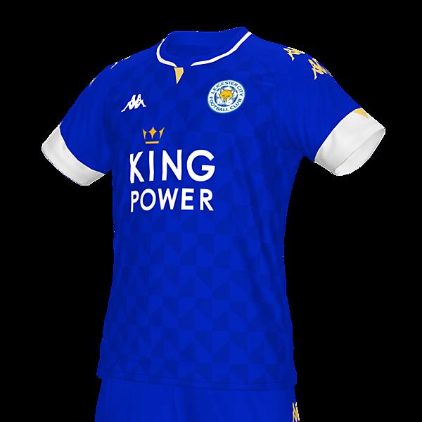 Leicester City 21 home x Kappa