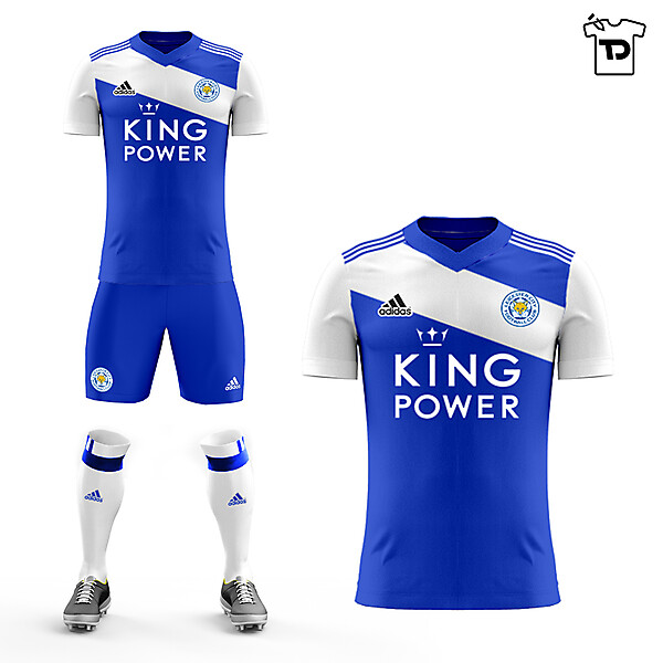 Leicter City home kit
