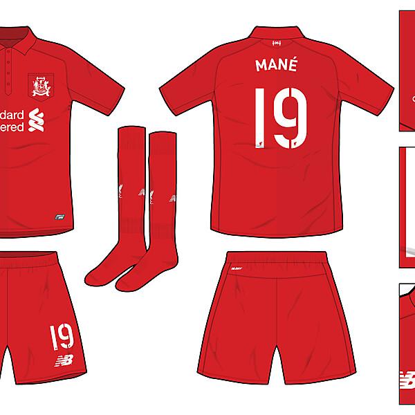 #LFC 125 anniversary kit - @steevo_15