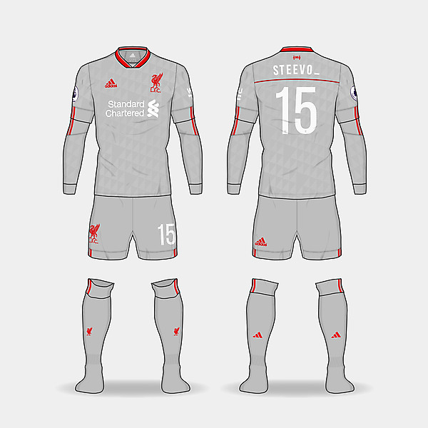 LFC Adidas away kit