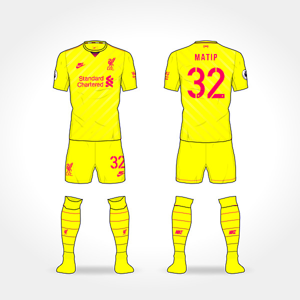 LFC third - @steevo_15