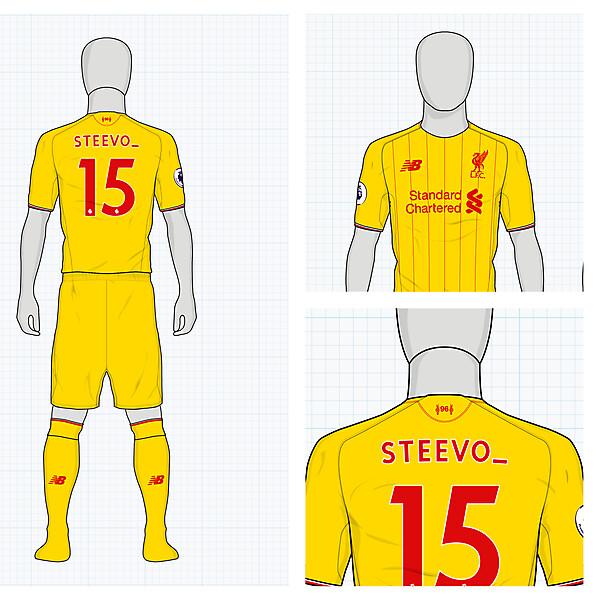 #LFC third kit - @steevo_15