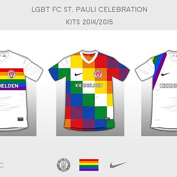 LGBT FC St. Pauli Celebration