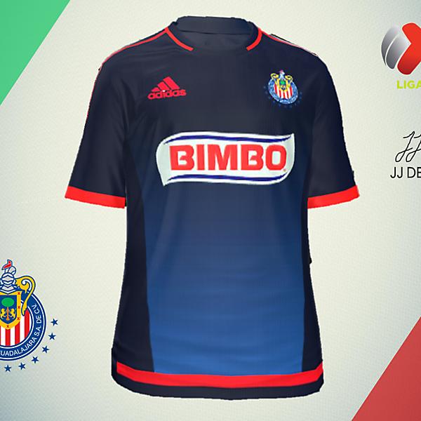 LIGA MX CONCEPTS-Chivas Guadalajara Away