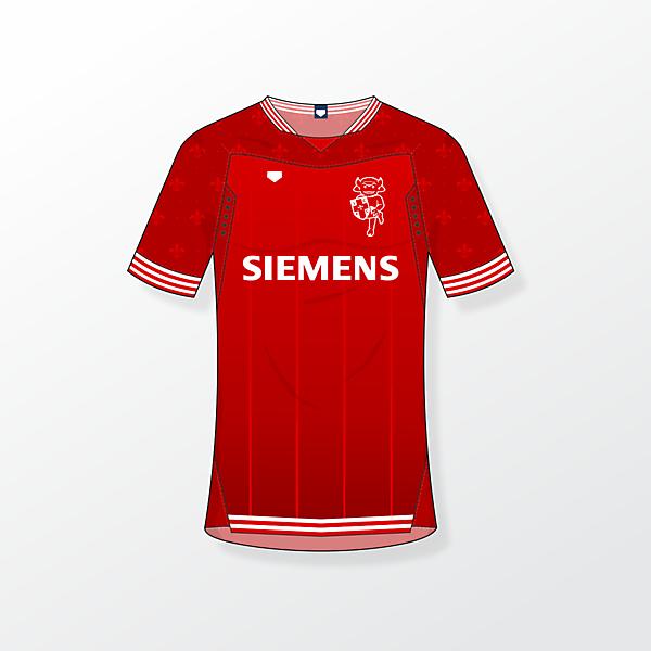 Lincoln City FC [home shirt]