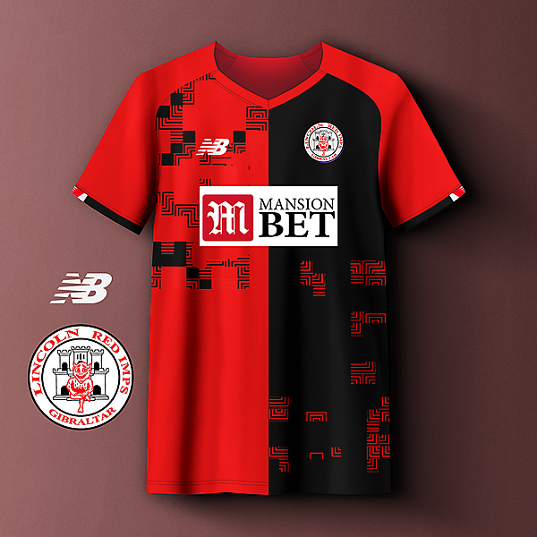 Lincoln Red Imps Gibraltar - home