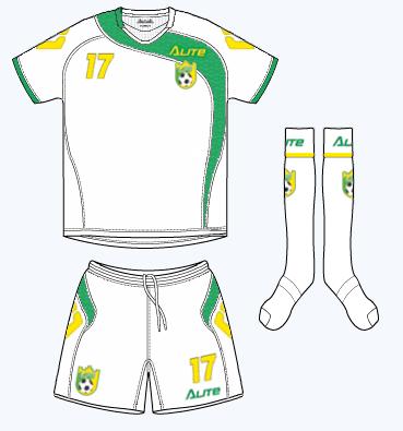 Lithuania Alite Away Kit