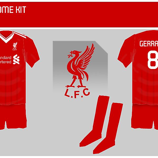 Liverpool Home Kit