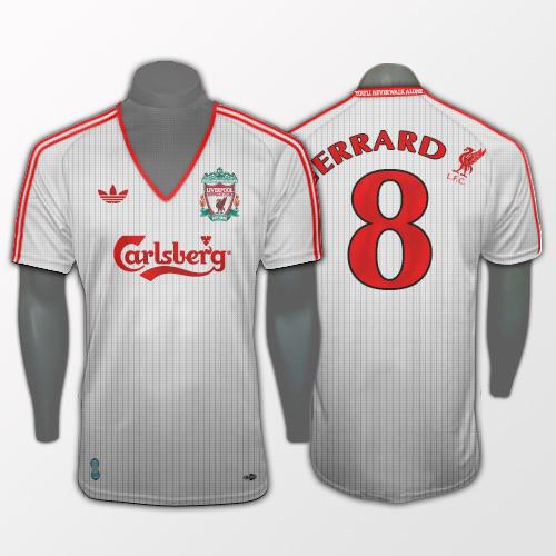 Liverpool Away Fantasy