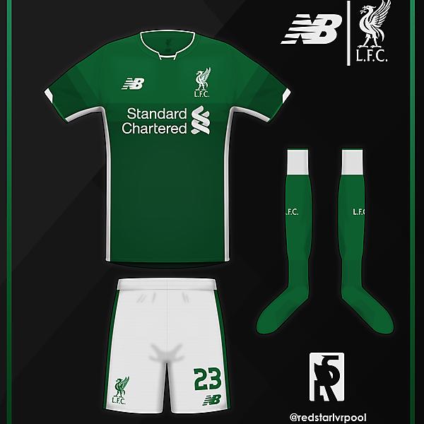Liverpool - New Balance Away