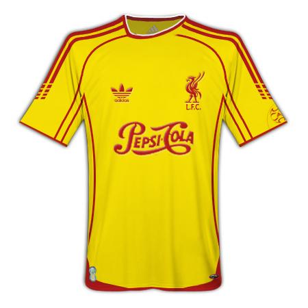 Liverpool Adidas Pepsi-Cola (Away)