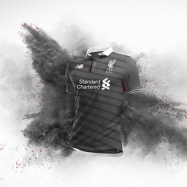 Liverpool 3rd Kit Design