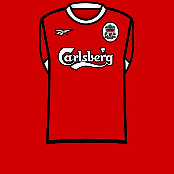 Liverpool 98-00 home kit