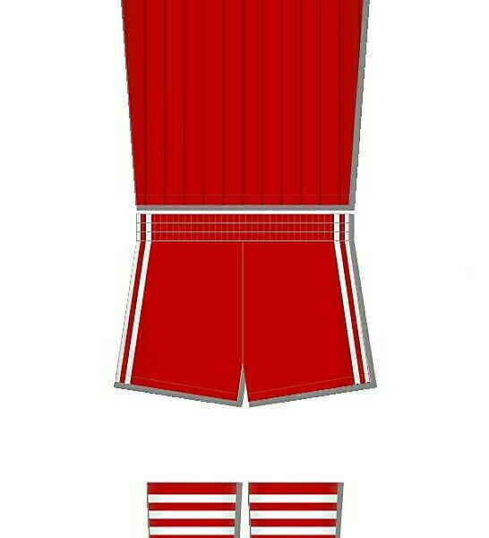 Liverpool adidas kit