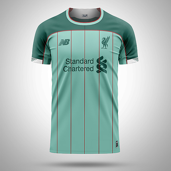 Liverpool Change Concept