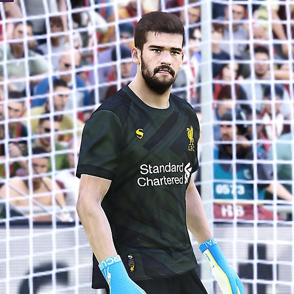 Liverpool Fantasy GK