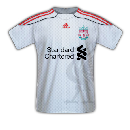 Liverpool FC 3rd