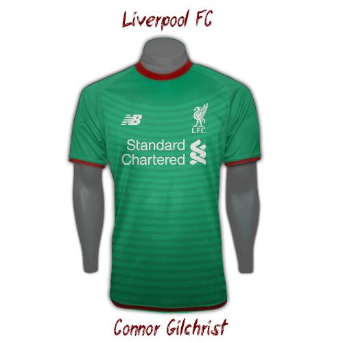 Liverpool FC Away Kit