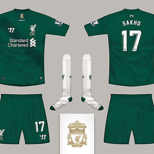 Liverpool FC Fourth