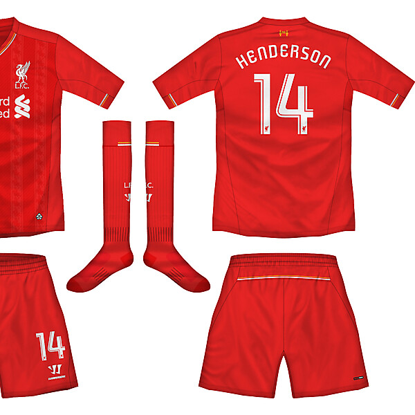 Liverpool FC Home