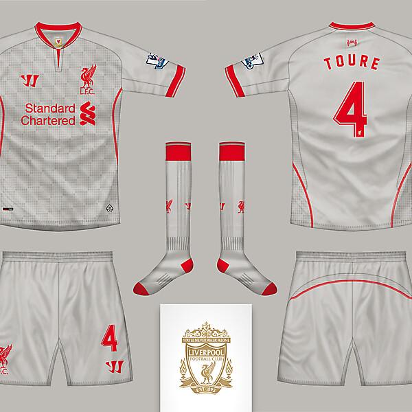 Liverpool FC Third
