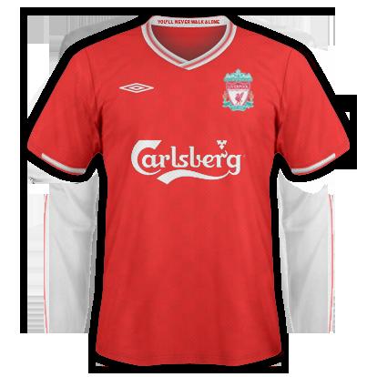 Umbro Liverpool Home