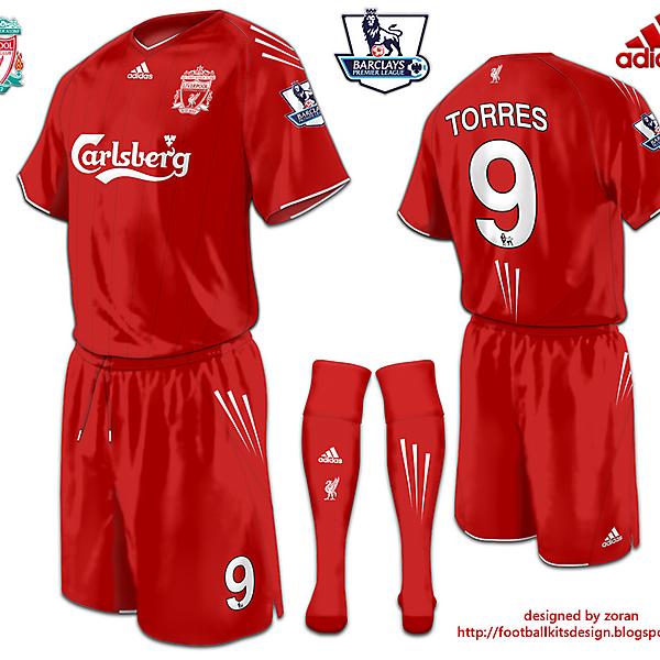 Liverpool fantasy home