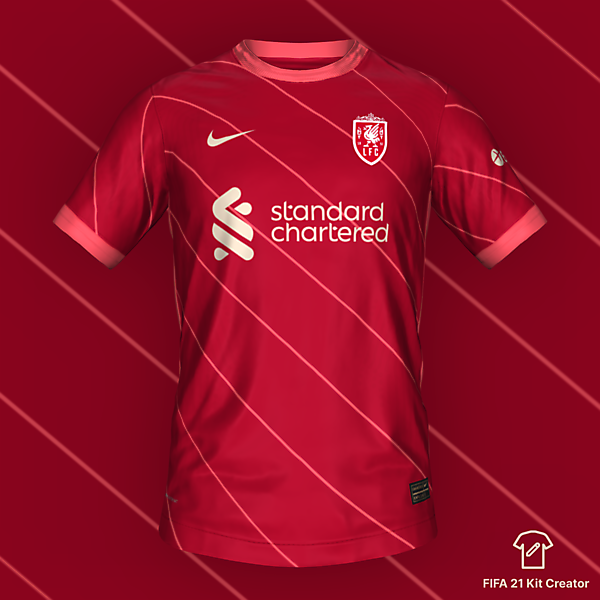 Liverpool Home Kit 2022