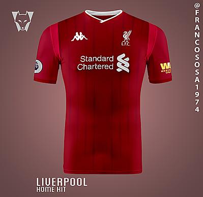 Liverpool Kappa home