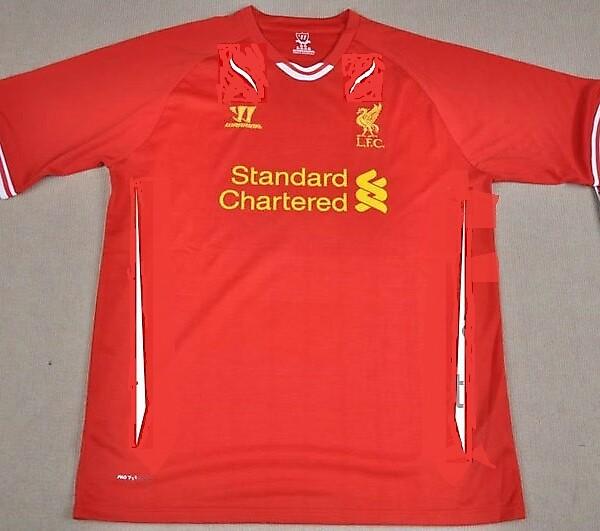 liverpool kit 2014/15