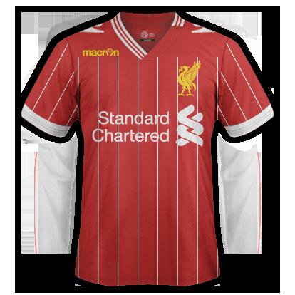 Liverpool macron