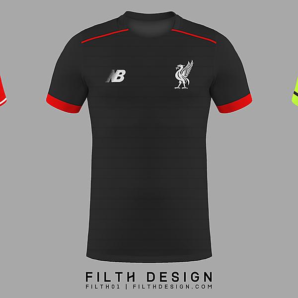 Liverpool New Balance Set