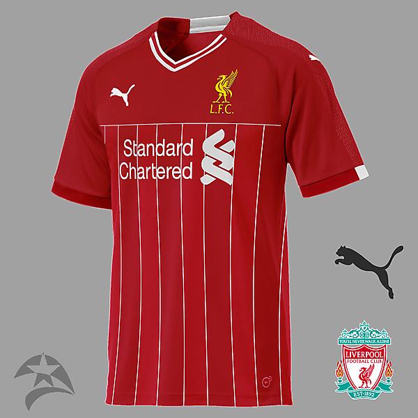 Liverpool Puma home concept