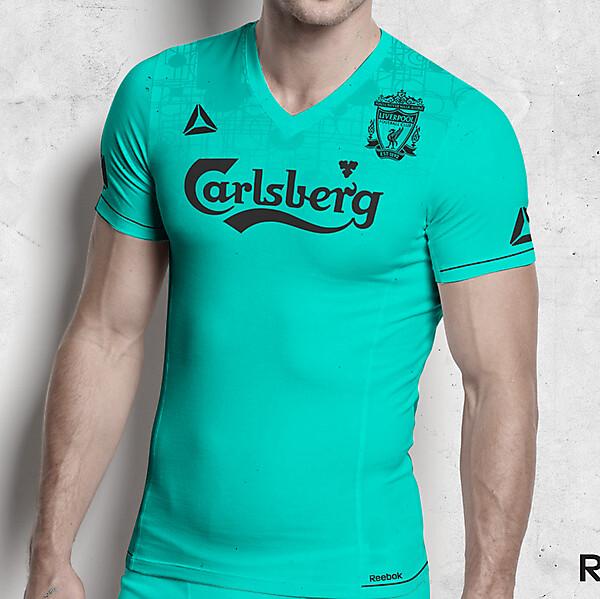 Liverpool Reebok Away